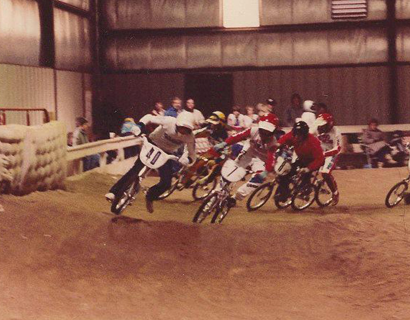 History of Walworth County BMX